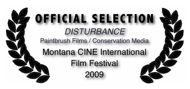 Disturbance is OFFICIAL SELECTION at CINEfest!