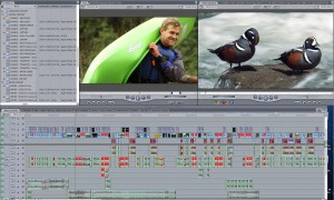 Conservation Media tells a story of sea ducks in the mountains, kayaks in science, and raging white water in National Parks.
